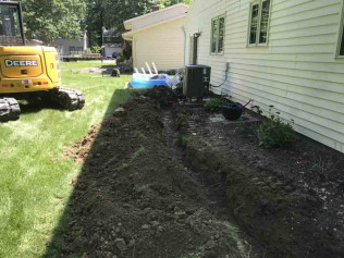 Residential Drainage & Excavating